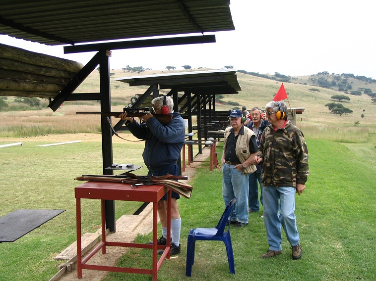 Buffalo River - Members Shooting