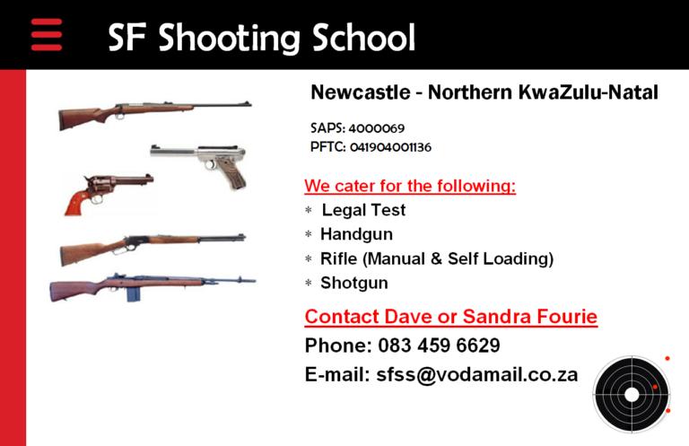 BUFFALO RIVER SHOOTING CLUB Newcastle